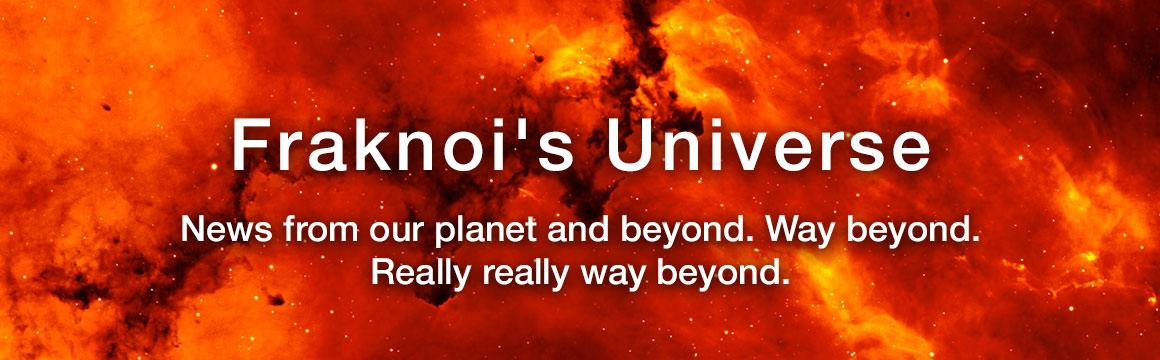 Fraknoi's Universe Podcast