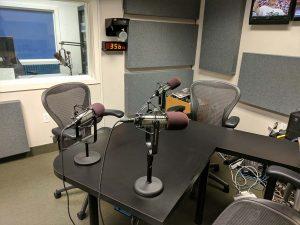 Podcast Recording Studio